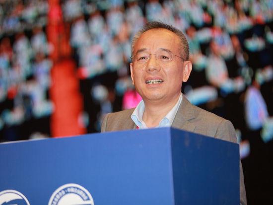 """徐少春:移动互联网转型,建立传统企业""""新常态"""""""