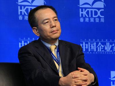 """凤凰网:金蝶徐少春""""香港要成内地企业国际化的人才基地"""""""