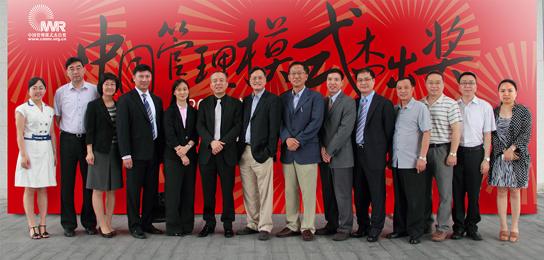 """2011""""中国管理模式杰出奖""""入围企业名单出炉"""