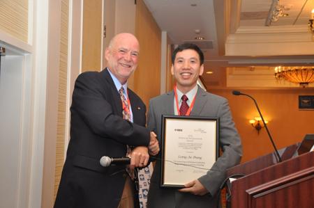 金蝶出席在美举行第4届IEEE国际云计算大会