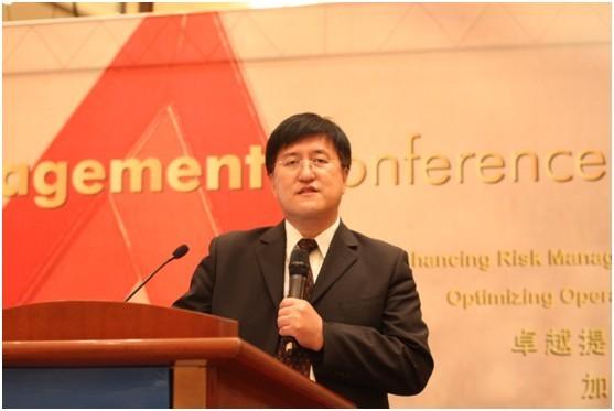 金蝶赵亮:以内部控制提升企业管理水平