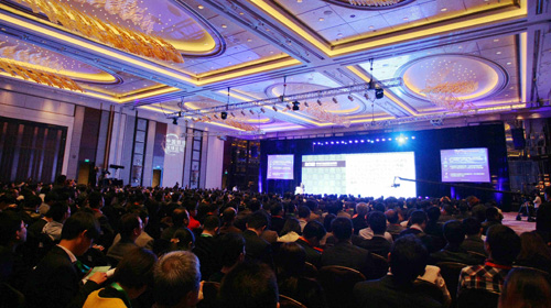 """""""2012中国管理·全球论坛""""在上海隆重举行"""