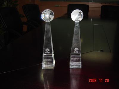 金蝶摘取2002年中国IT用户年会两项大奖