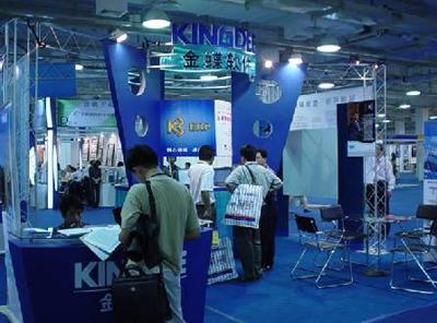 苏州eMEX电子信息博览会,金蝶大放异彩