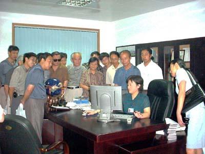 金蝶布道安徽化工行业信息化