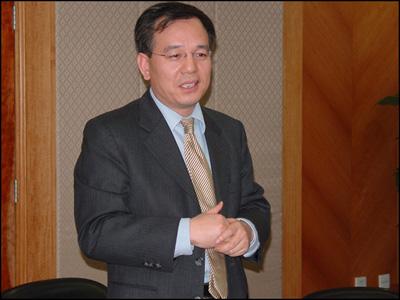 """""""金蝶集团财务管理高层论坛""""鹏城受好评"""