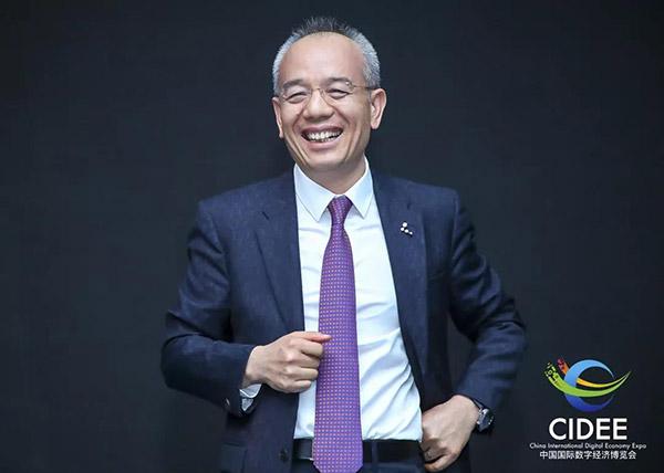 金蝶集团董事会主席兼CEO 徐少春